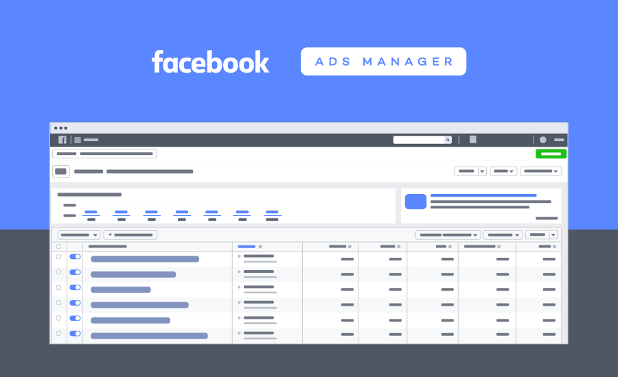A glimpse into Facebook Ads Manager - Strike Social
